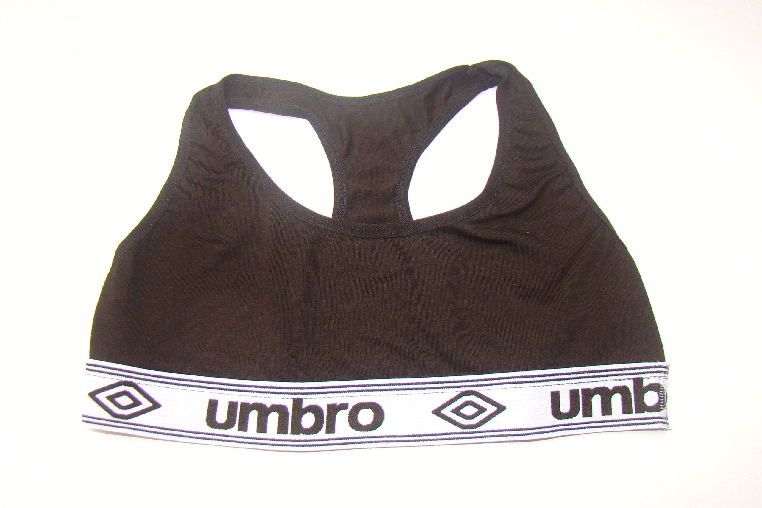 UMBRO Stanik Sportowy rozm. L color black