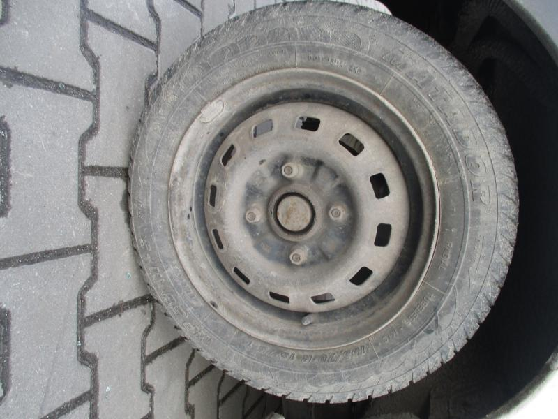 Koła Komplet Felgi Opony Daewoo Matiz 13 7159830265 Oficjalne