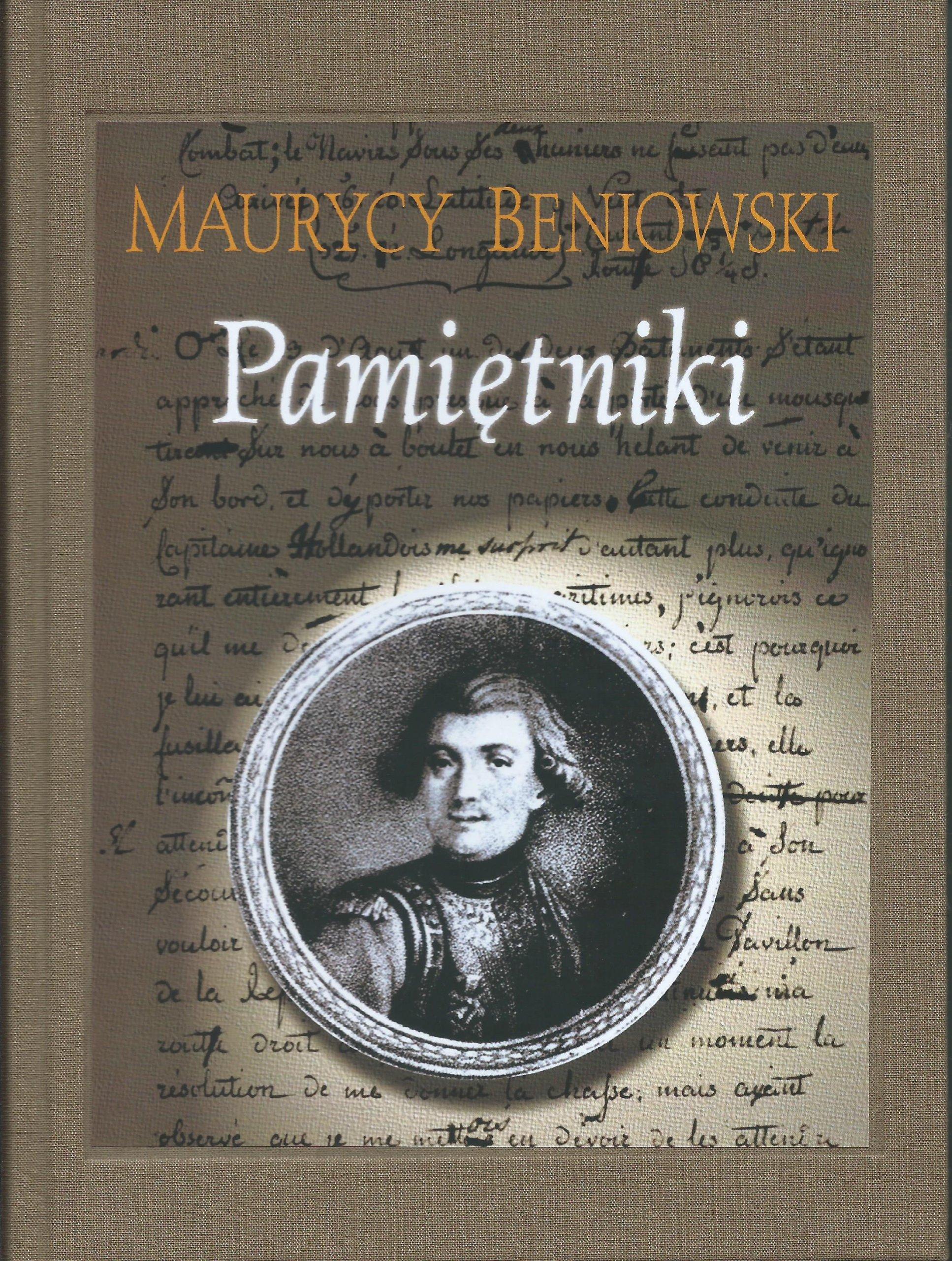 Pamiętniki Maurycy Beniowski /SRL