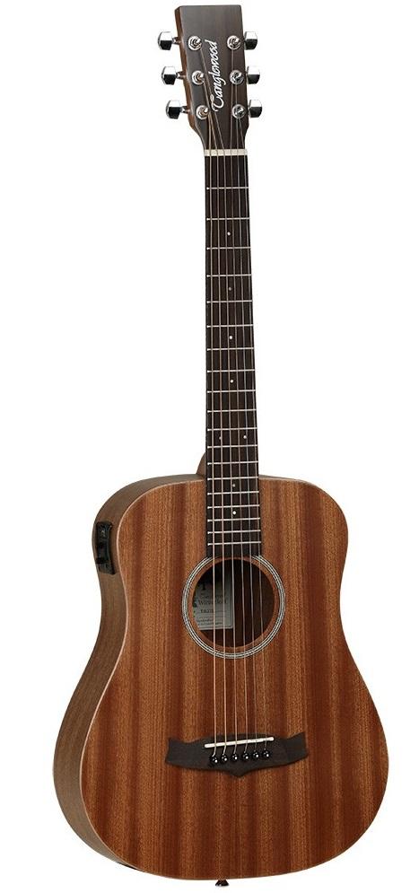TANGLEWOOD TW-2 TE gitara elektroakustyczna TRAVEL