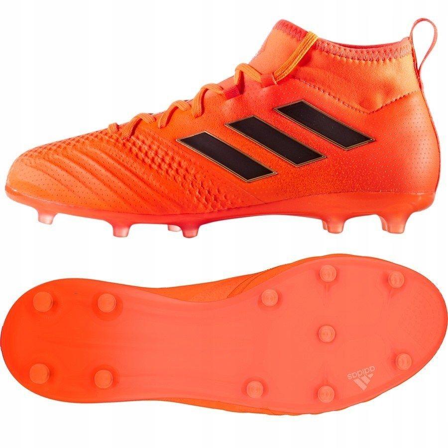 100% jakości najlepiej kochany konkretna oferta Buty Piłkarskie Korki adidas ACE 17.1 NOWOŚĆ 37 - 6994239015 ...