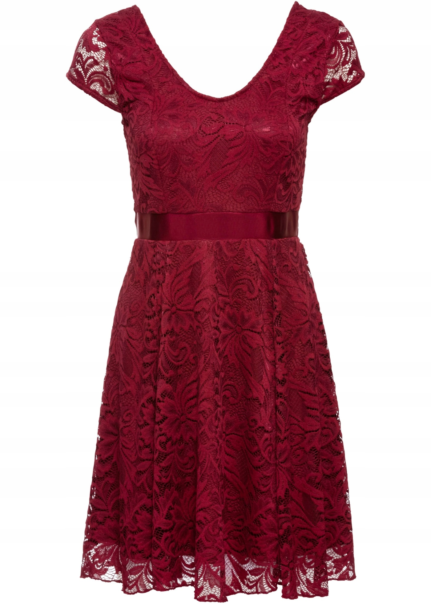 0b789c99 Bonprix Sukienka koronkowa r 36/38 BODYFLIRT - 7705318219 ...