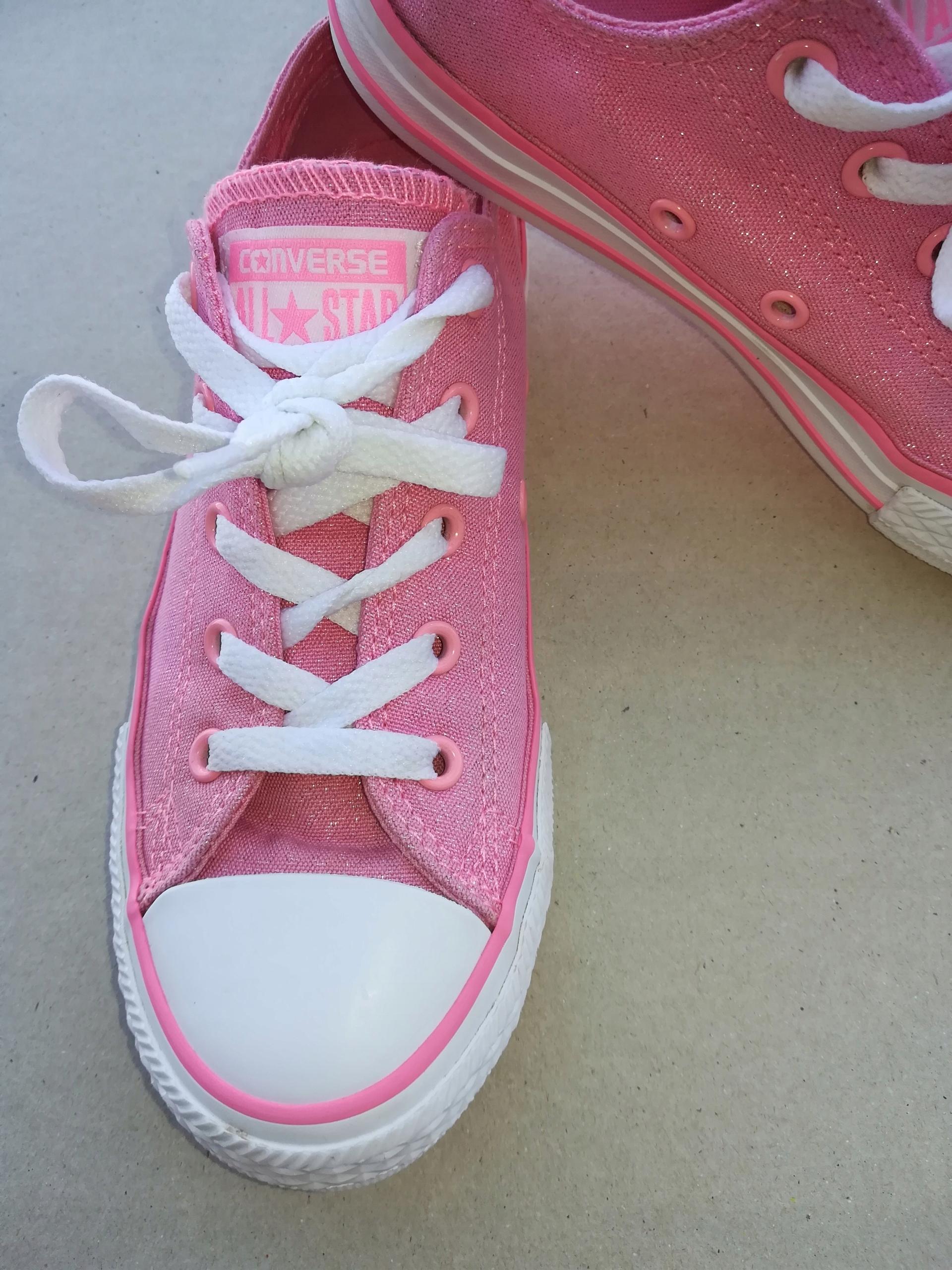 Trampki tenisówki Converse 33,5 34 dziewczynka buty