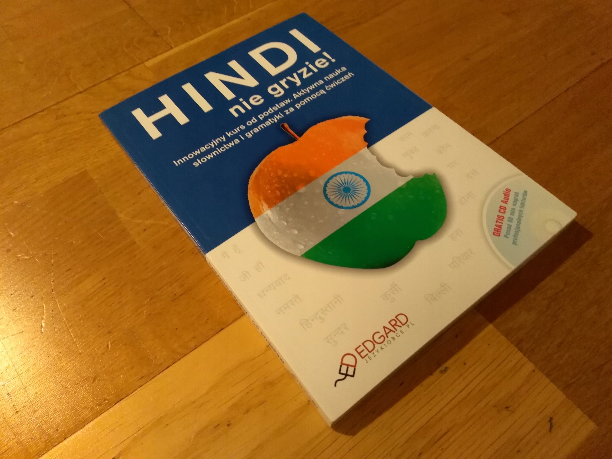 HINDI NIE GRYZIE + CD bdb!!