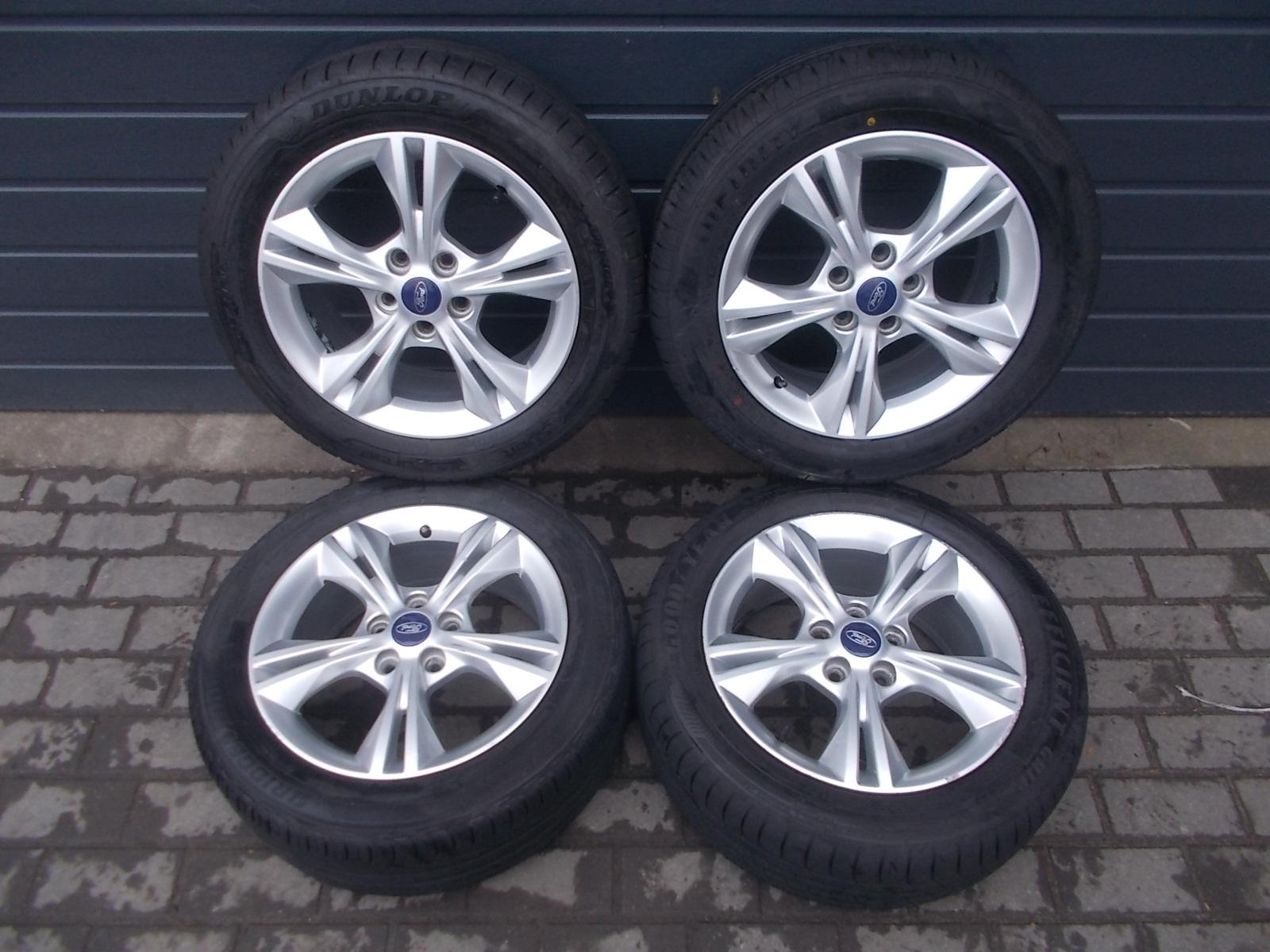 Ford Focus Mk3 C Max Felgi Aluminiowe Alufelgi 16 7245849841
