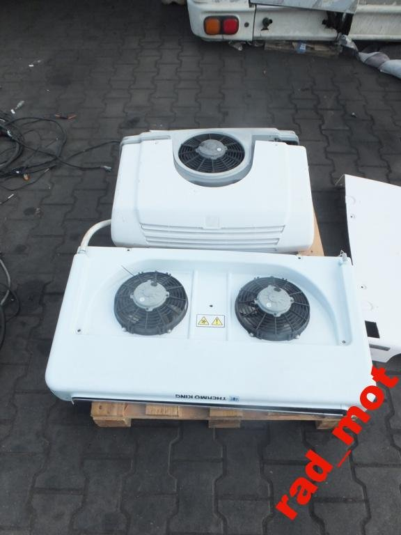 AGREGAT THERMO KING V200 MAX KOMPLET 2007r - 6558763264