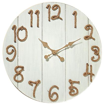 Okrągły Zegar ścienny Salon Przedpokój Prezent 136