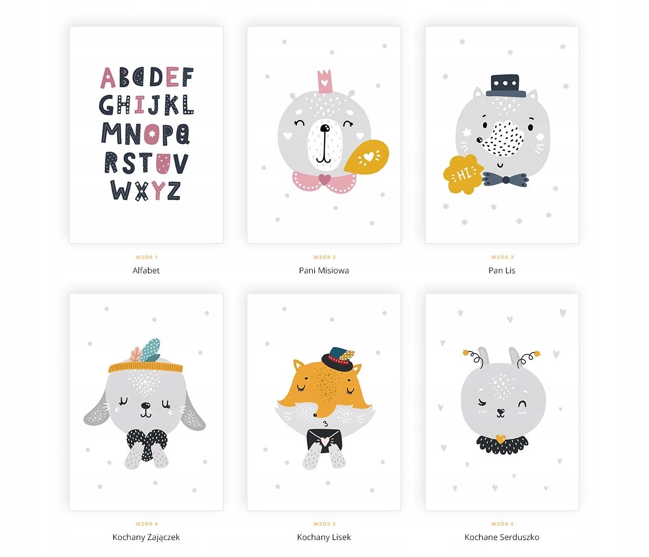 Plakaty Dla Dzieci A4 Do Druku 7524286705 Oficjalne