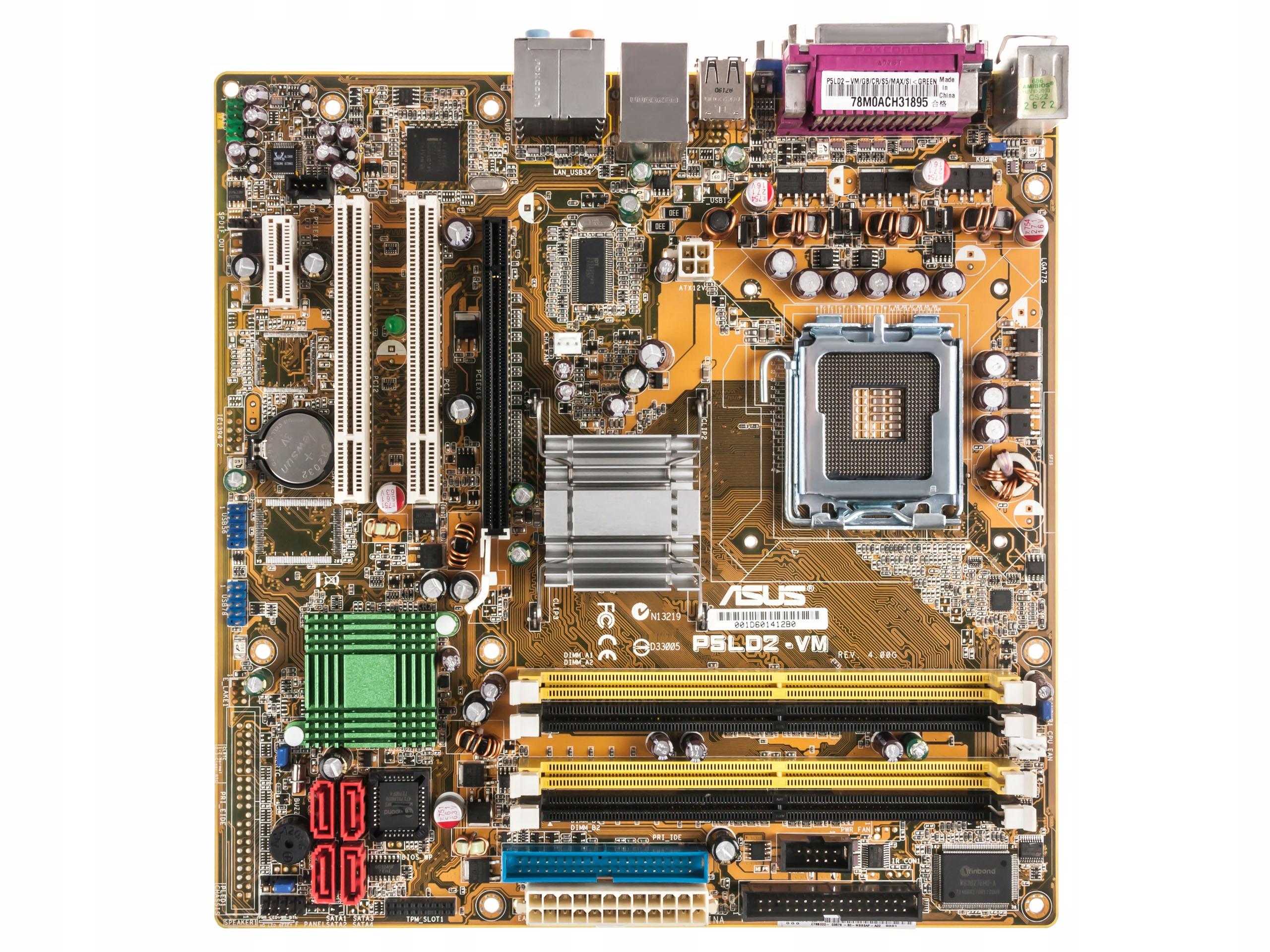 ASUS P5LD2-VM PC PROBE II DRIVER FREE