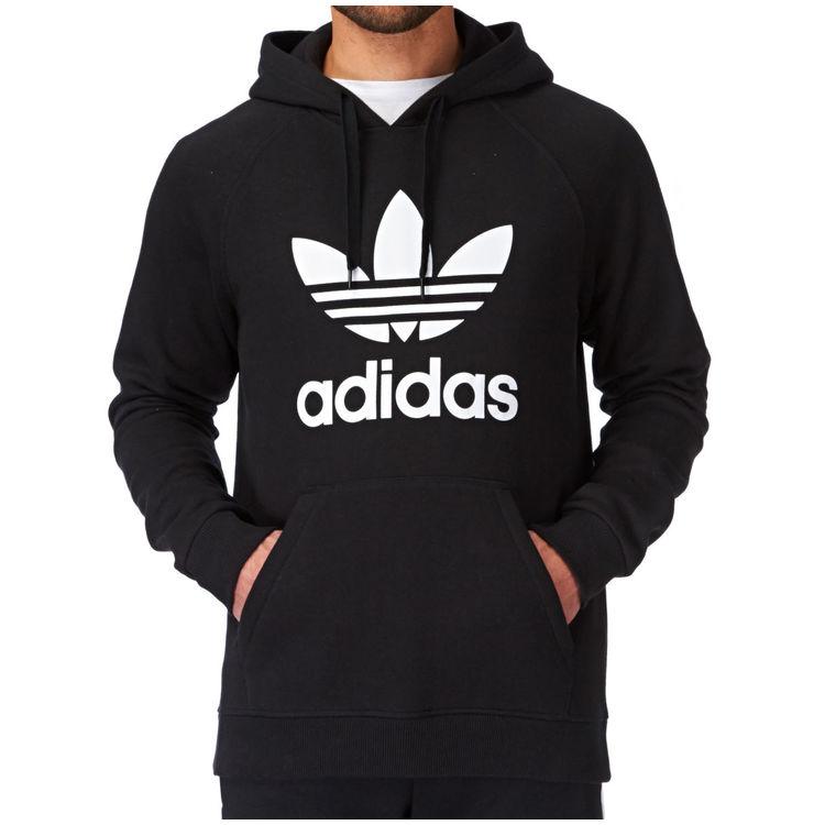 bluza adidas męska czarna allegro