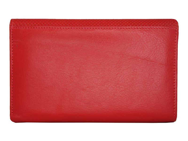 8b81477b44bc1 Klasyczny skórzany portfel damski Samsonite - 7078128688 - oficjalne ...