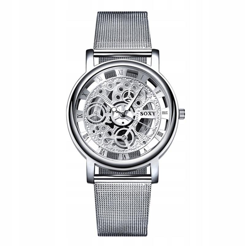 Super zegarek SOXY silver