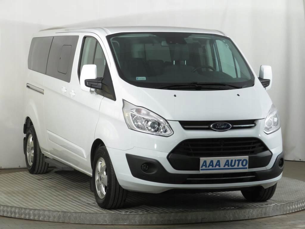 Ford Tourneo Custom 2.0 EcoBlue