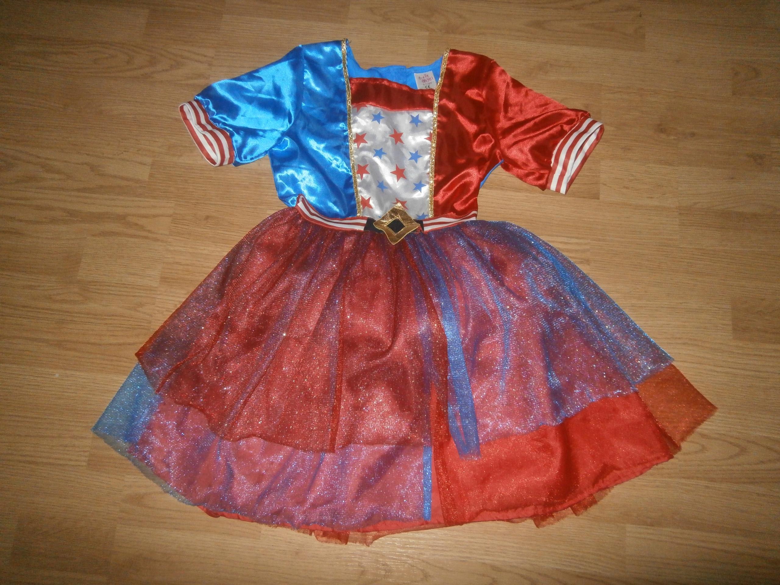f95ad60309 Suknia rozmiar 8-11 lat - strój karnawałowy - 7671885678 - oficjalne ...