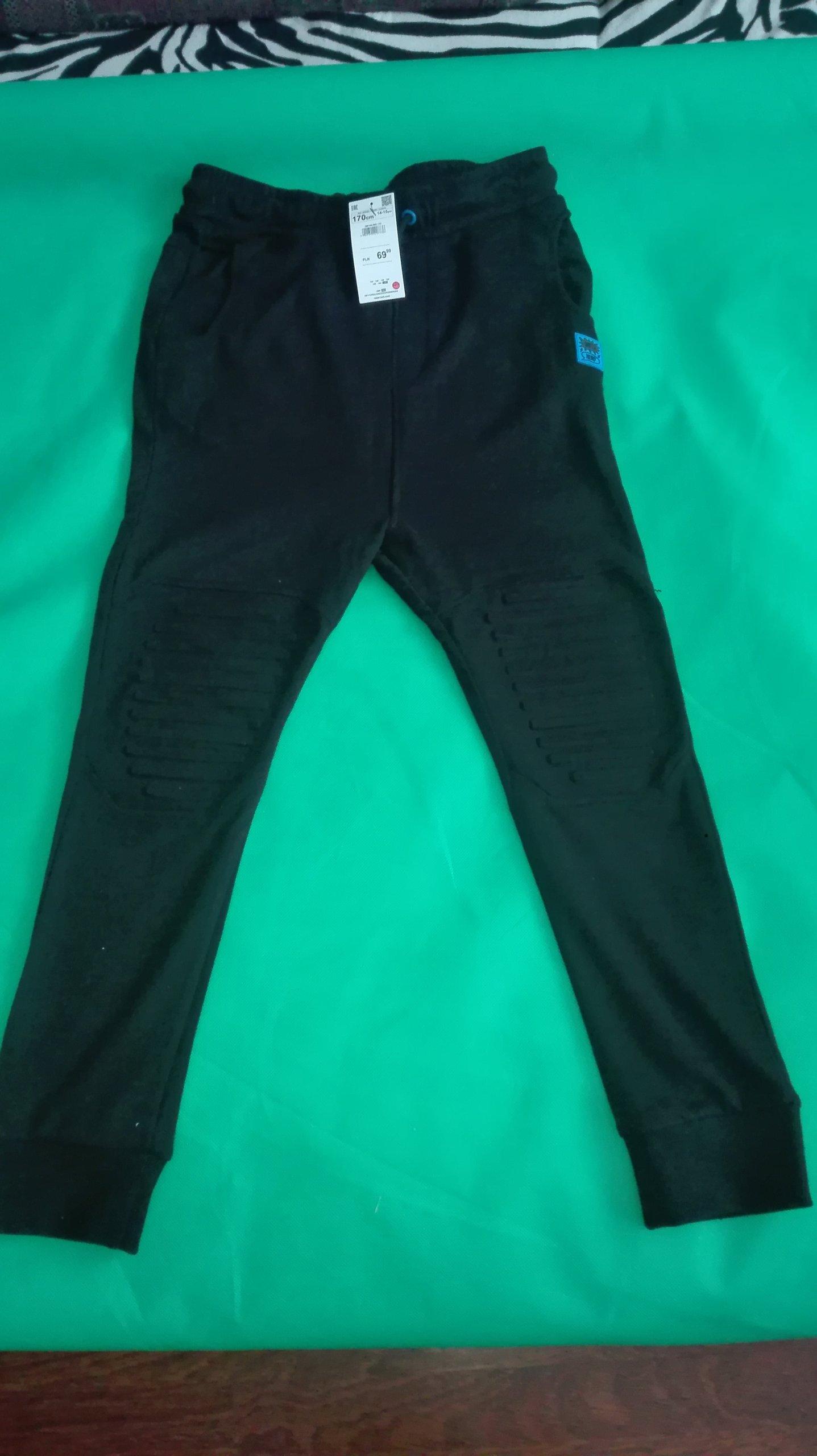 spodnie  Reserved r. 170