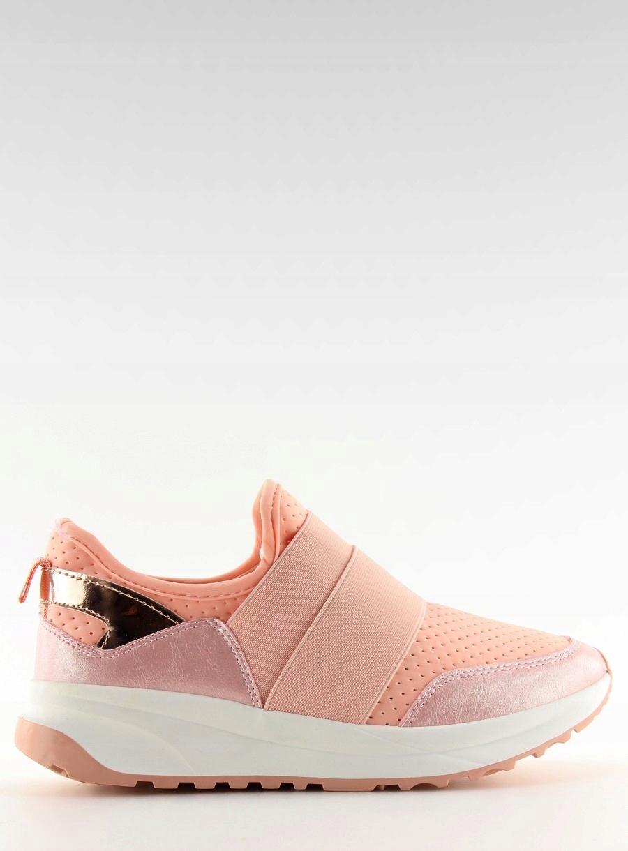 Obuwie sportowe damskie różowe buty damskie 7588857428