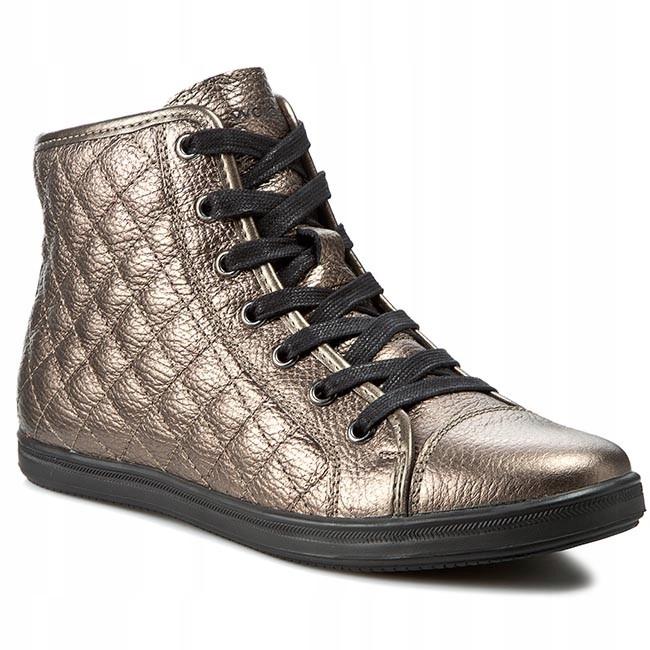450a3ddffc41c Sneakersy trampki Wojas skóra 37 - 7768224166 - oficjalne archiwum ...
