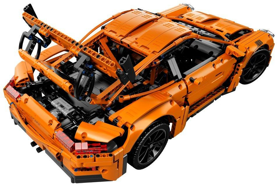 Lego Technic 42056 Porsche 911 Gt3 Rs Warszawa 7300621565