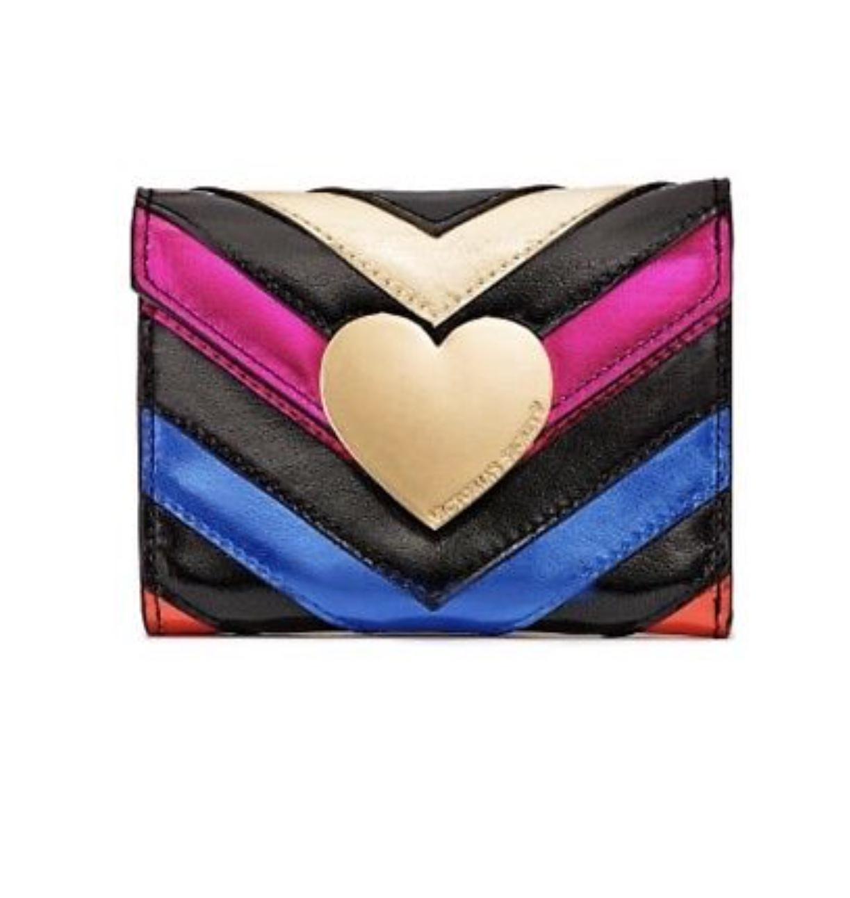 43384c8a6b087 Victorias Victoria Secret portfel PINK - 7730608644 - oficjalne ...