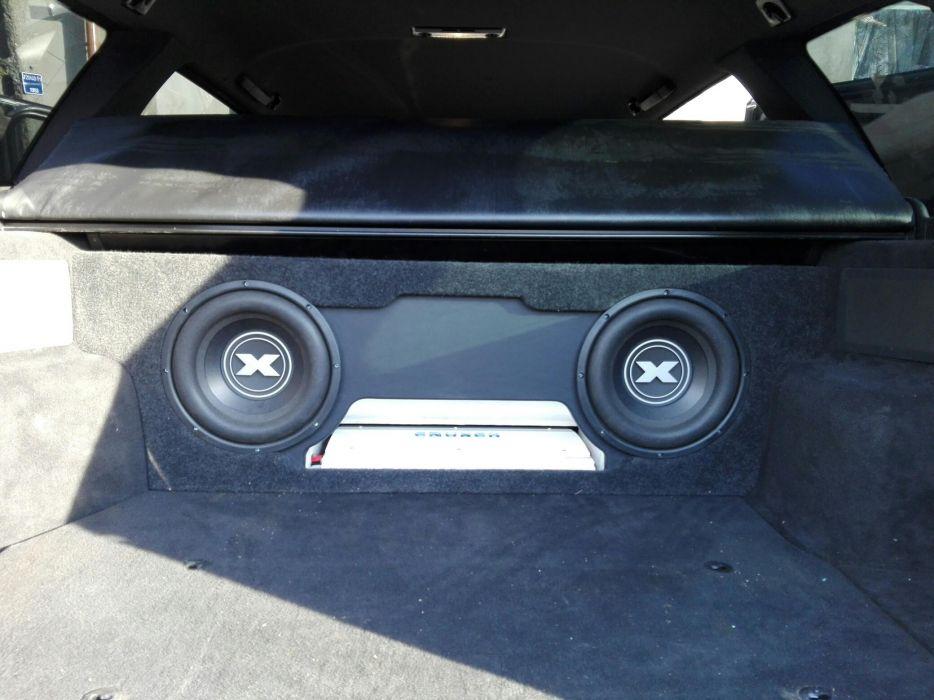 Tylko na zewnątrz zabudowa car audio e46 touring - 7419581401 - oficjalne archiwum ZH23