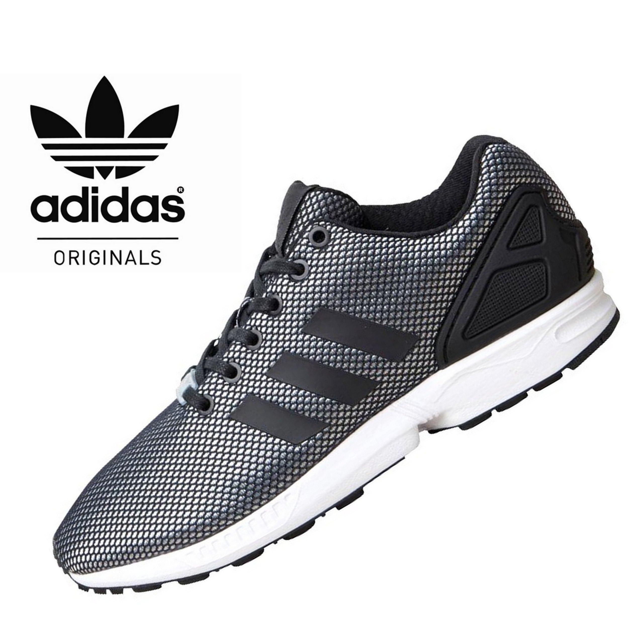 Buty sportowe męskie Adidas Originals zx flux na wiosnę