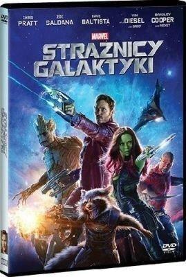Strażnicy Galaktyki DVD