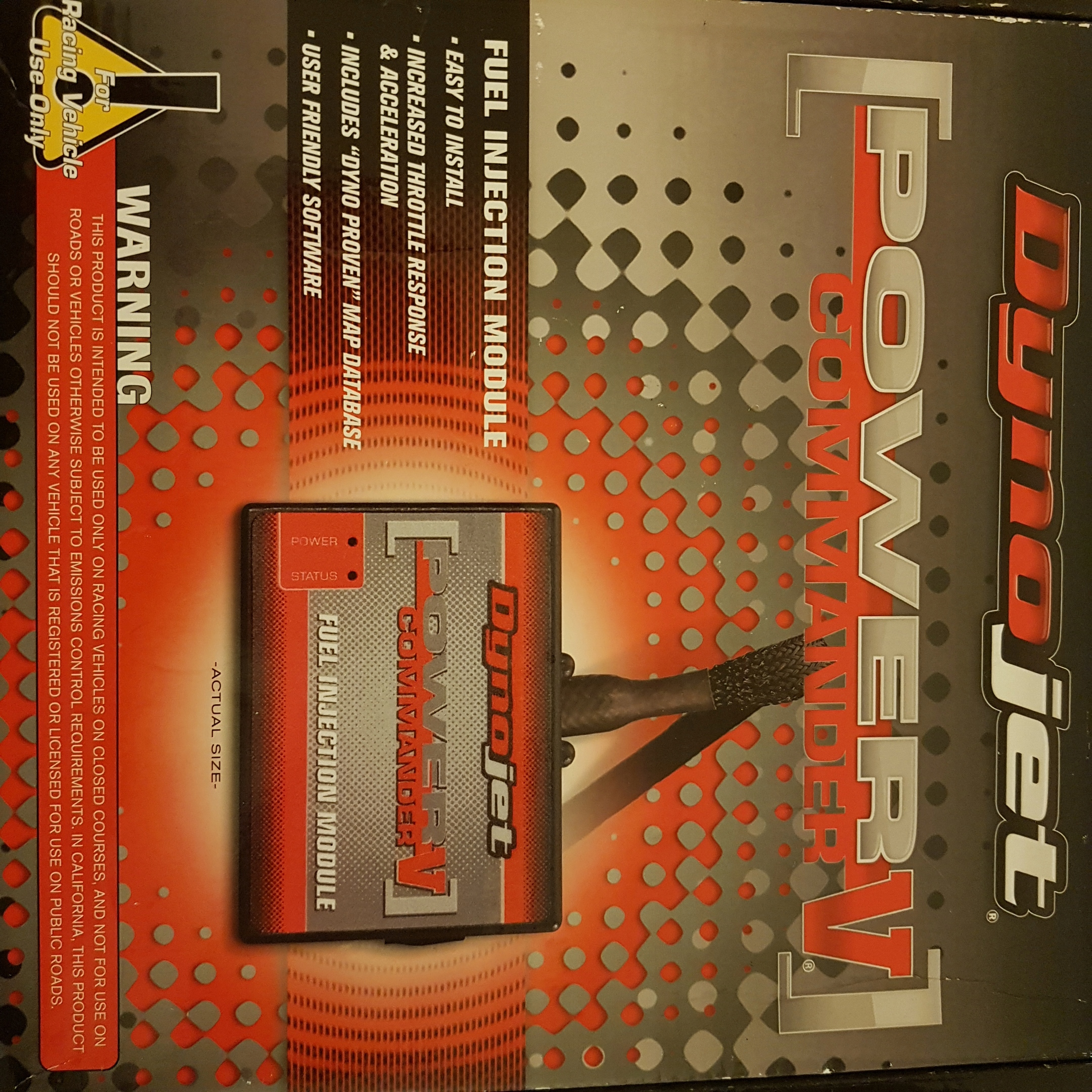 Dynoyet Power Commander V - Yamaha XT660 R/X/Z