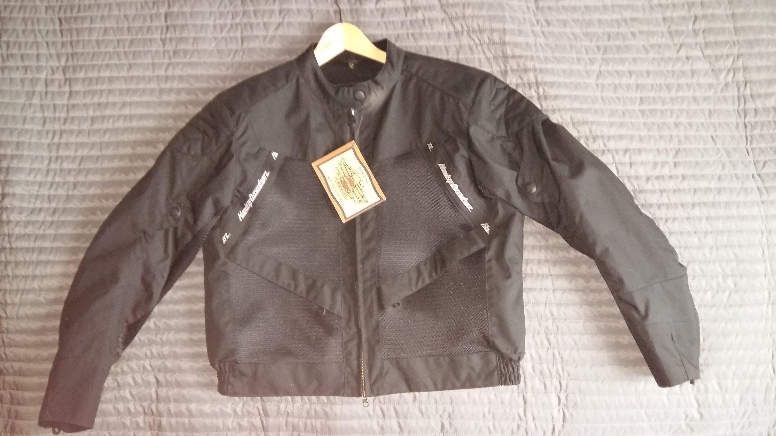 3d80b7e1593c5 Kurtka Harley Davidson - 7086926170 - oficjalne archiwum allegro