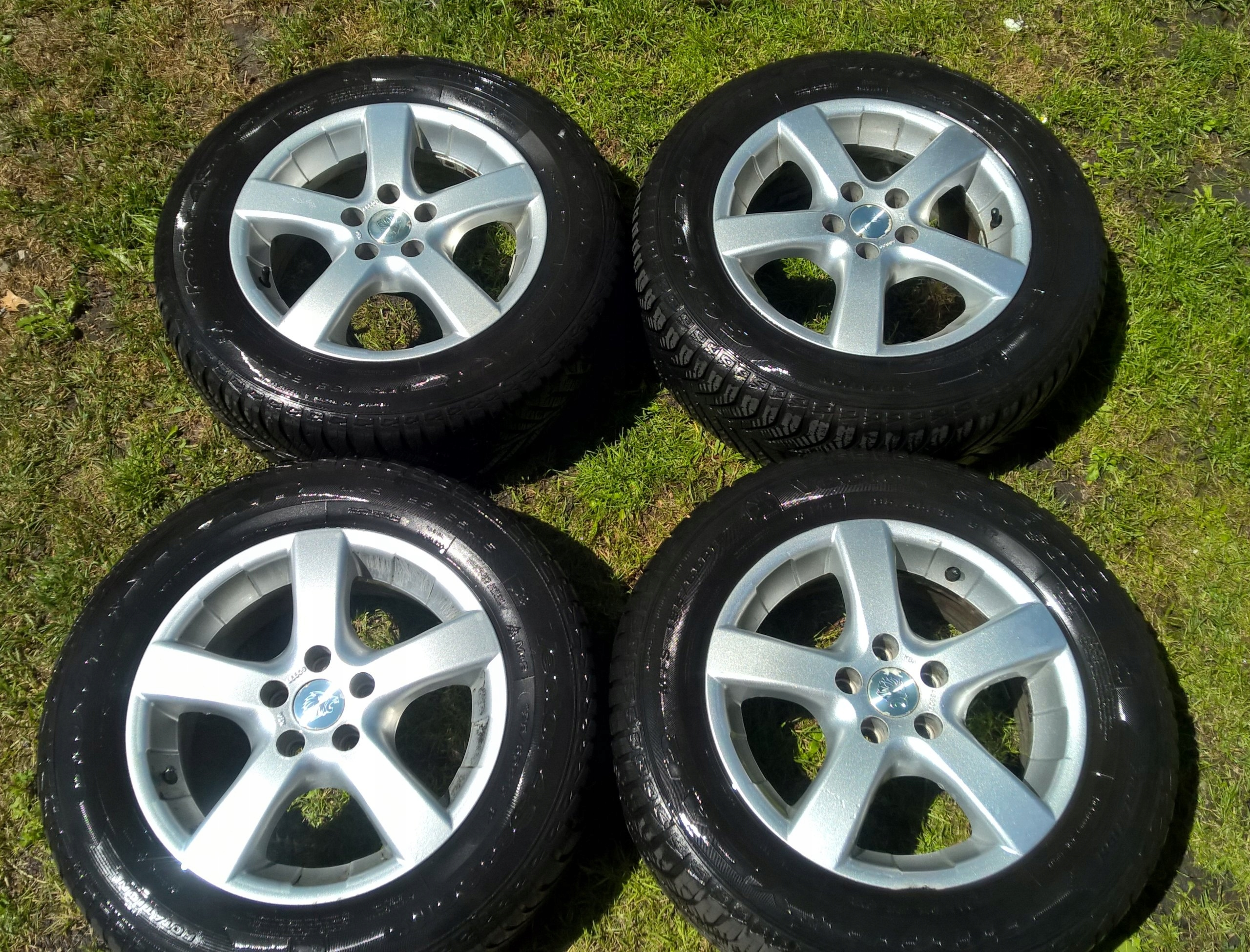 Felgi Aluminiowe Aluett Kba 46509 15 Cali 5x100 7388712252
