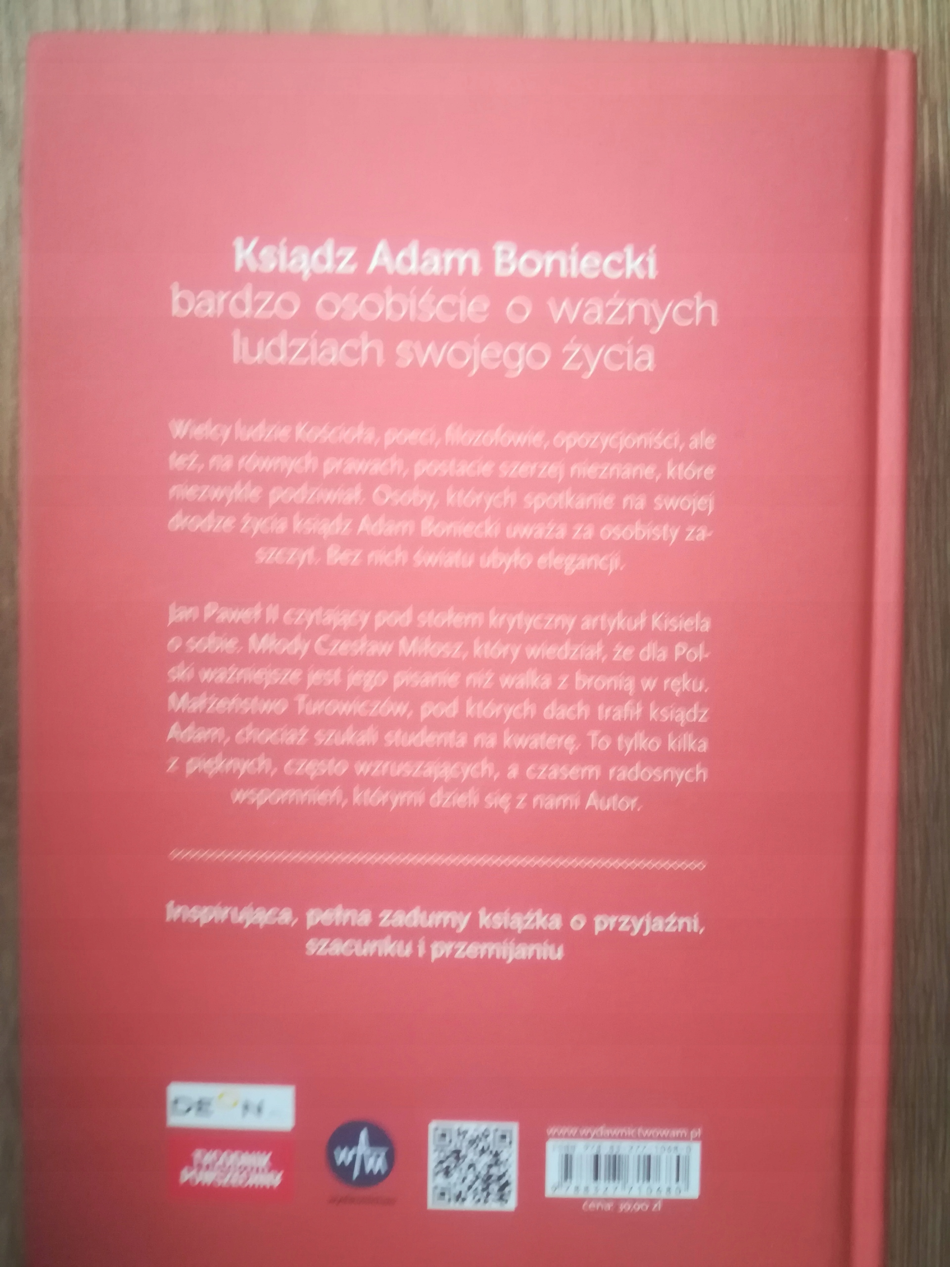 fa52ddc2adc3dc Abonent chwilowo niedostępny ks. Adam Boniecki - 7513845516 ...