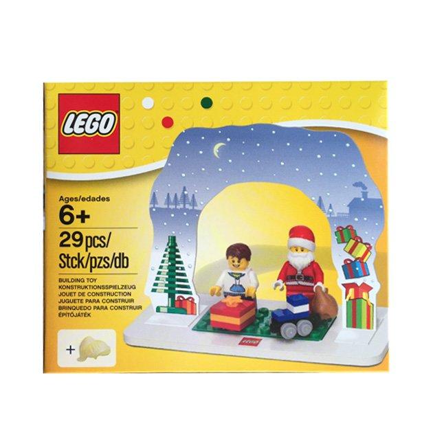 Klocki Lego świąteczny Zestaw 850939 Na Prezent 7051846444