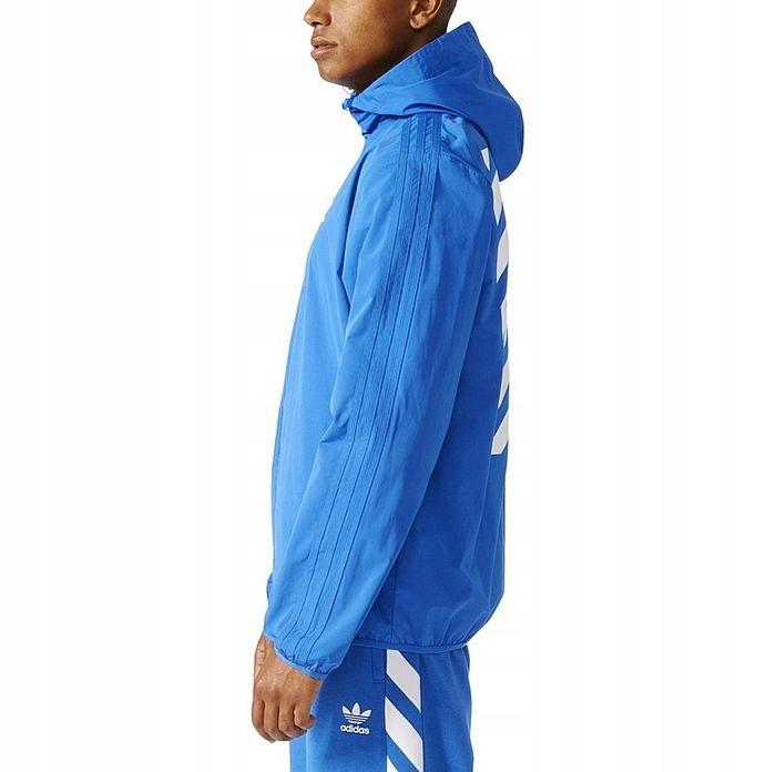 Adidas originals Kurtka NYC Herringbone Windbreaker
