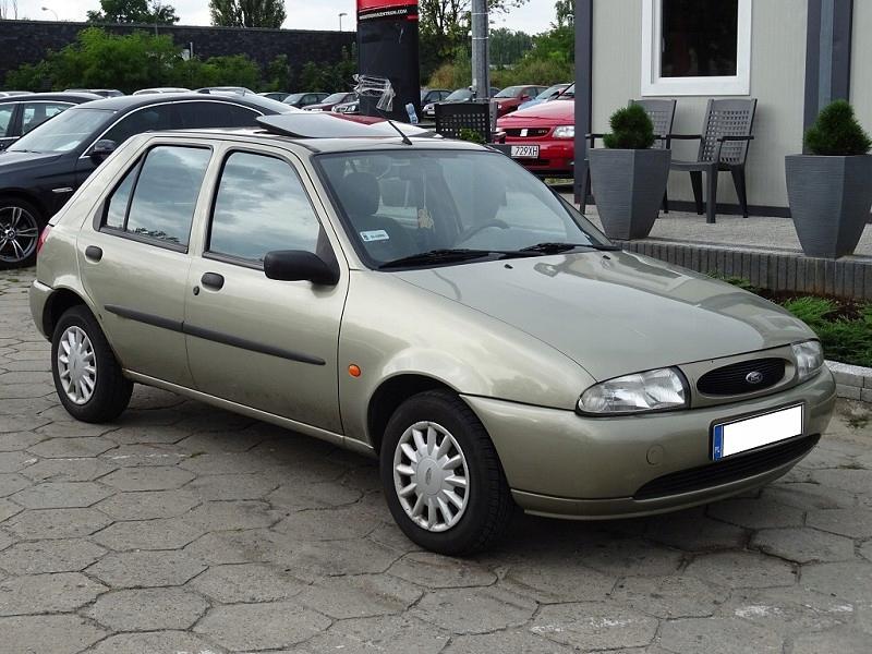 Ford Fiesta 1.3 Benzyna* Wspomaganie* Szyberdach*
