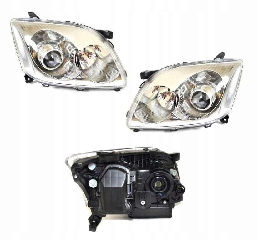 Reflektor Lampa Toyota Avensis T25 1205 0606 7511551114