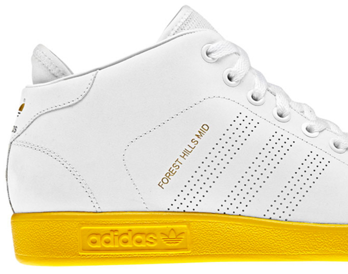 ADIDAS FOREST HILLS MID by DAVID BECKHAM BUTY 43,5
