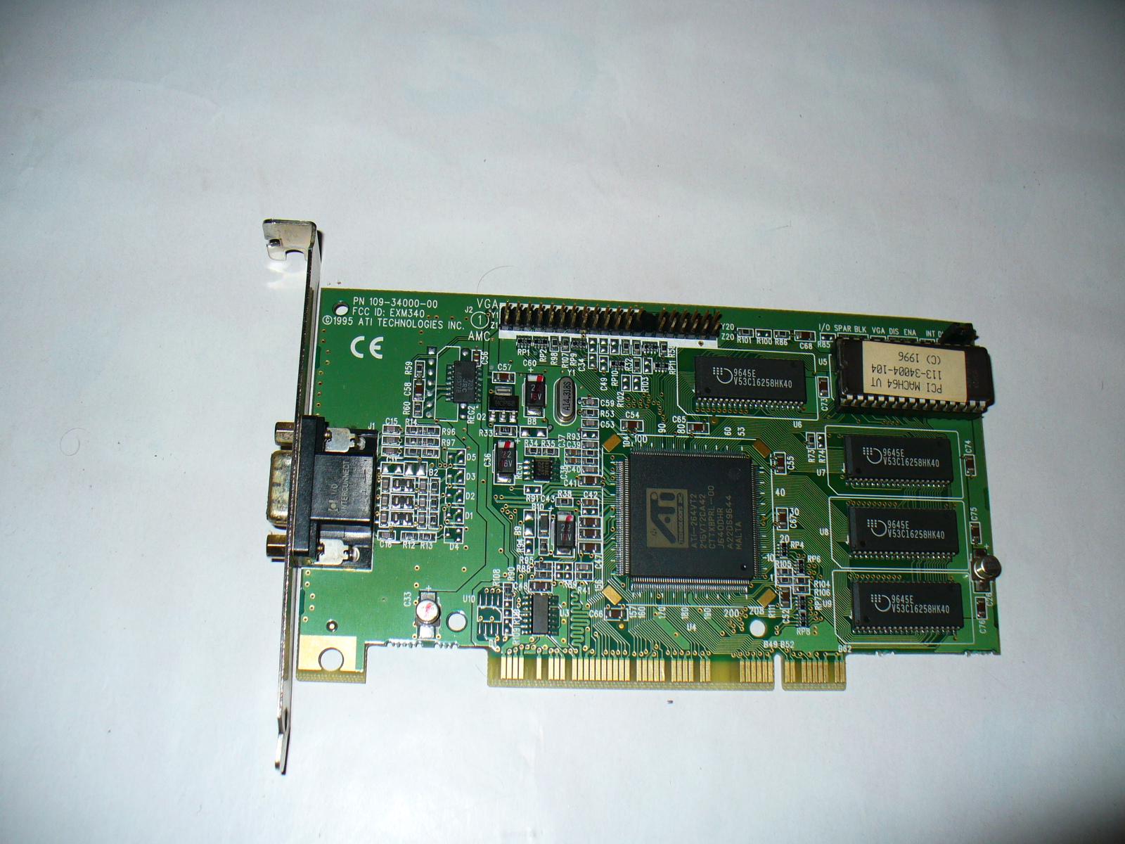 ATI PCI MACH64 VT DESCARGAR DRIVER