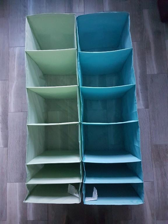Wiszące Półki Organizery Do Szafy Ikea 7008181732