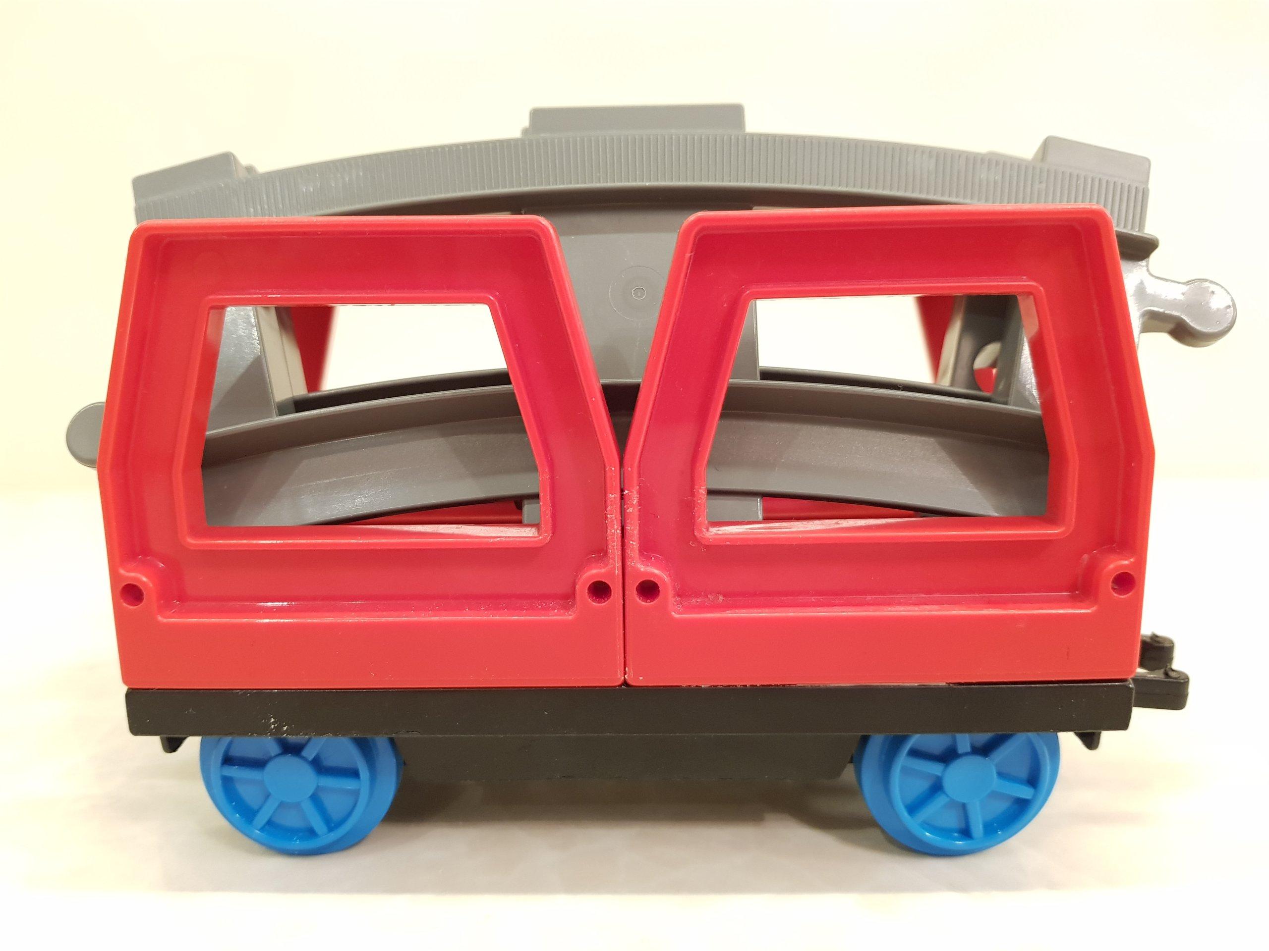 Lego Duplo Wagon Wagonik Pociąg Towarowy 2 Tory 7084756246