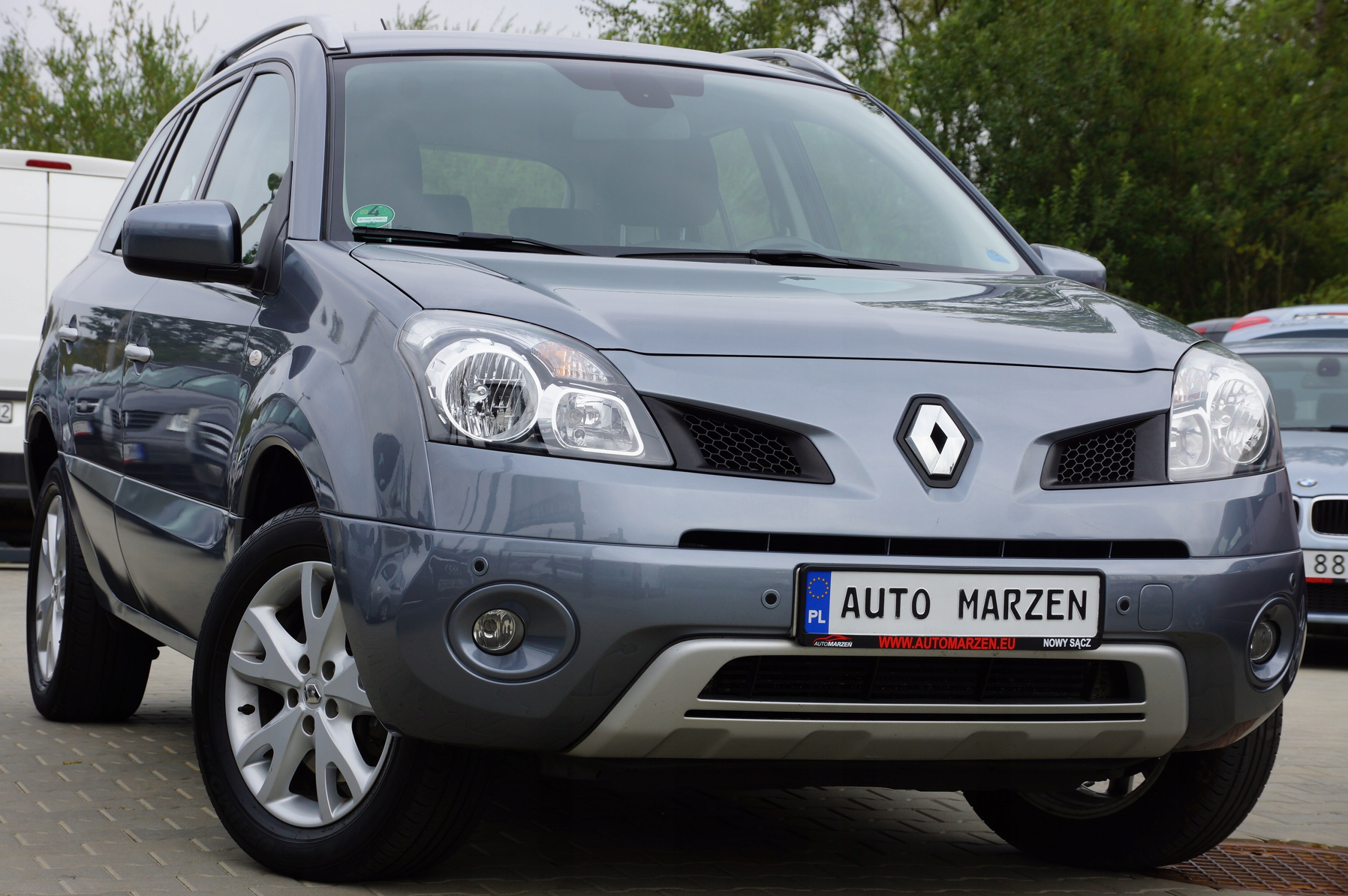 Renault Koleos 2.0 DCI 150 KM, 4x4, Hak, GWARANCJA