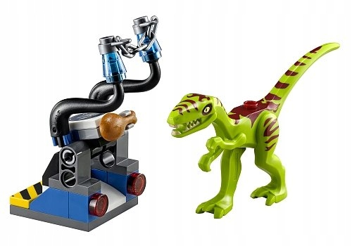 LEGO Jurassic World Gallimimus Trap polybag 30320