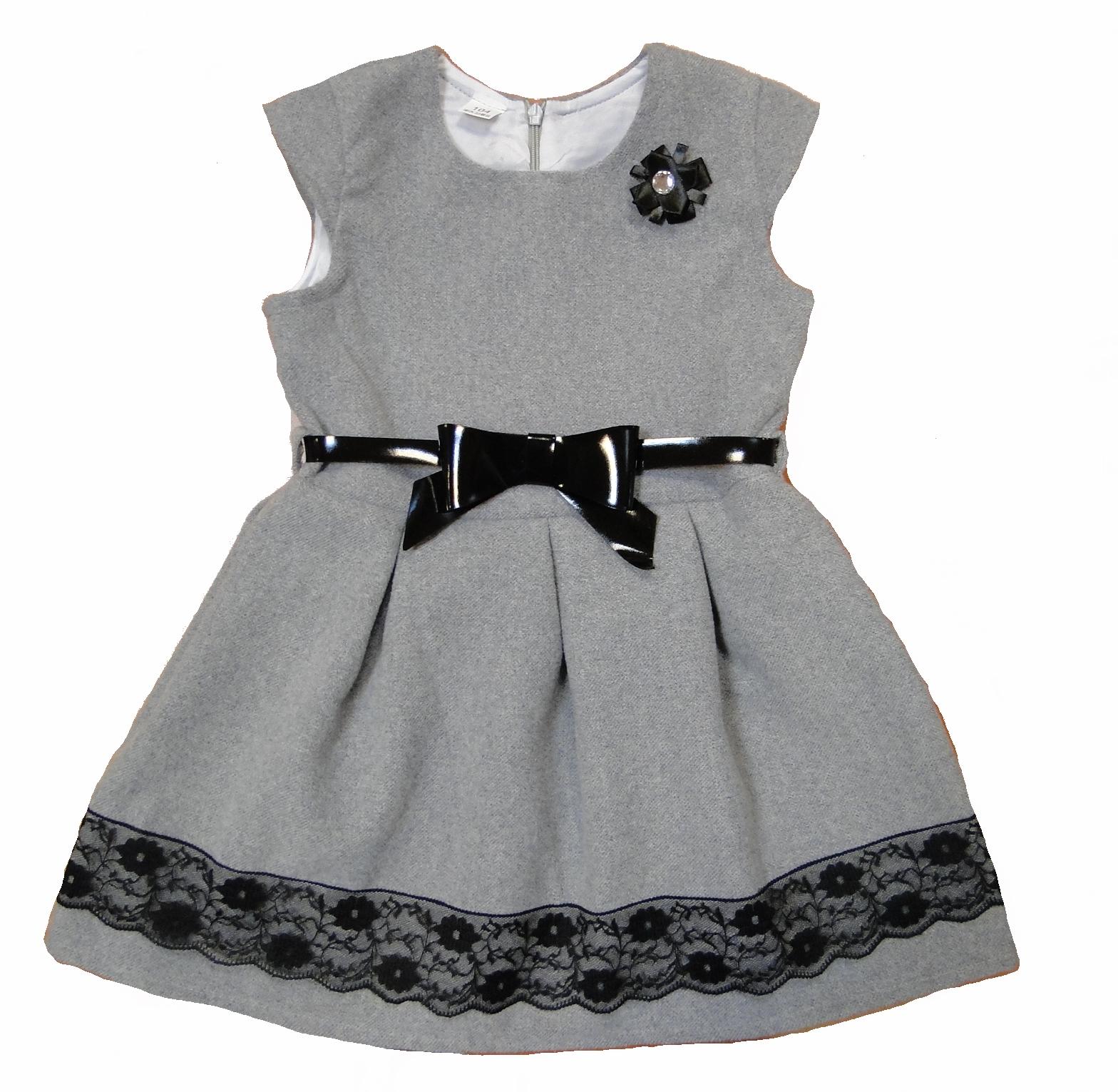 dcc1079d78 Gaffa K2147 elegancka sukienka 134 cm - 7063538229 - oficjalne ...