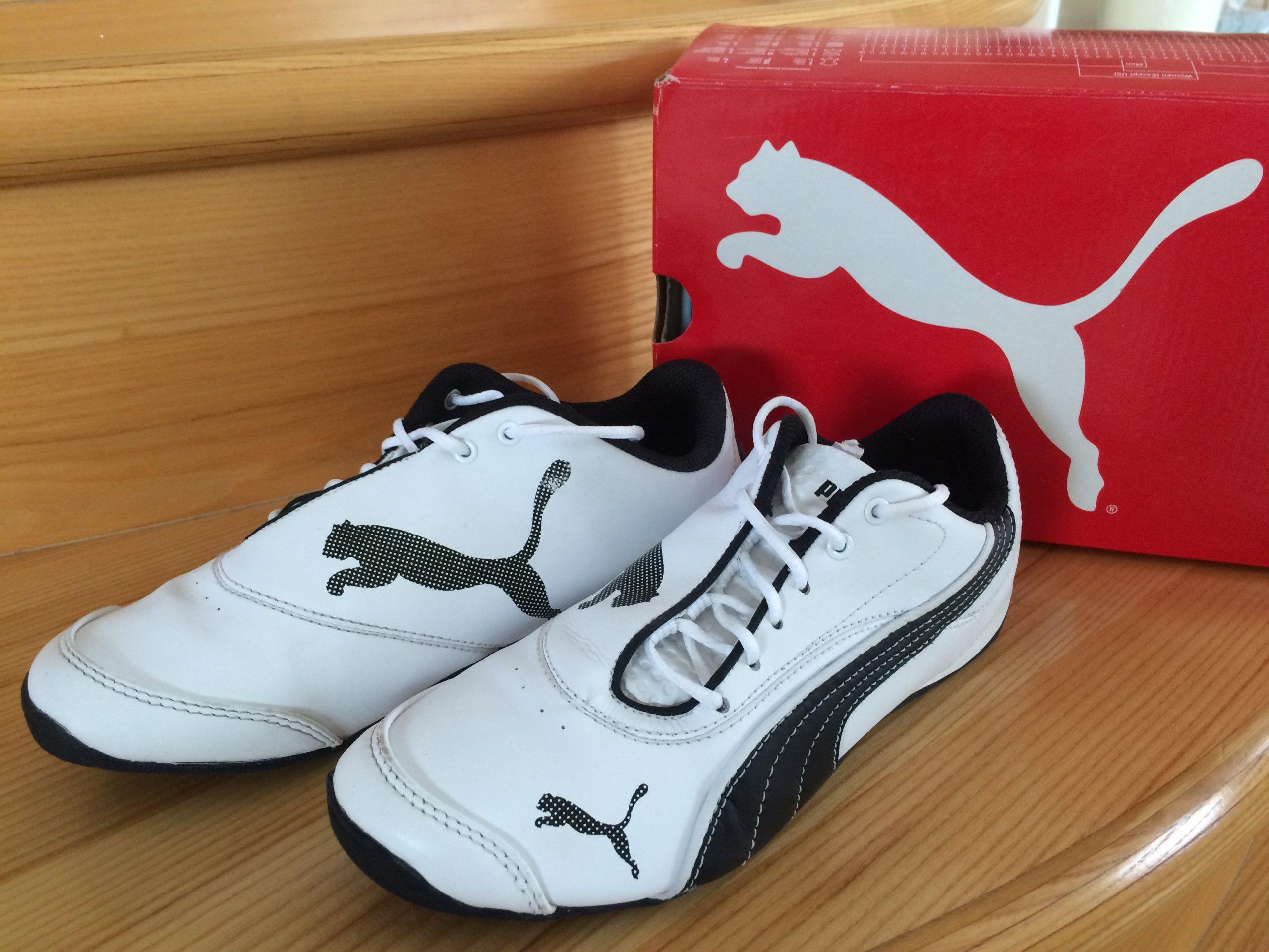 zamówienie oszczędzać niezawodna jakość Puma Buty Sportowe Białe Damskie roz. 37 - 7298715550 ...