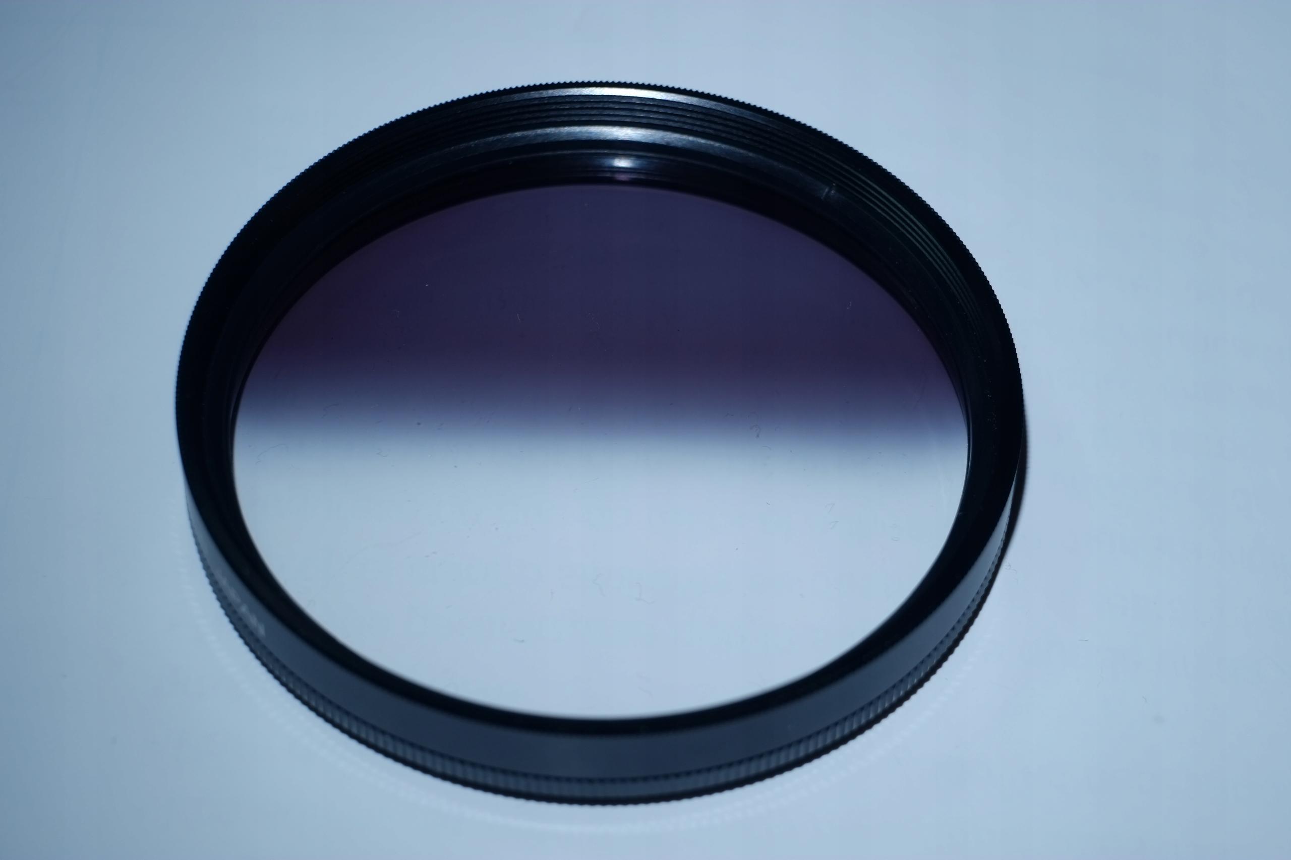 Filtr kołowy/połówkowy neutralny szary Marumi 62mm