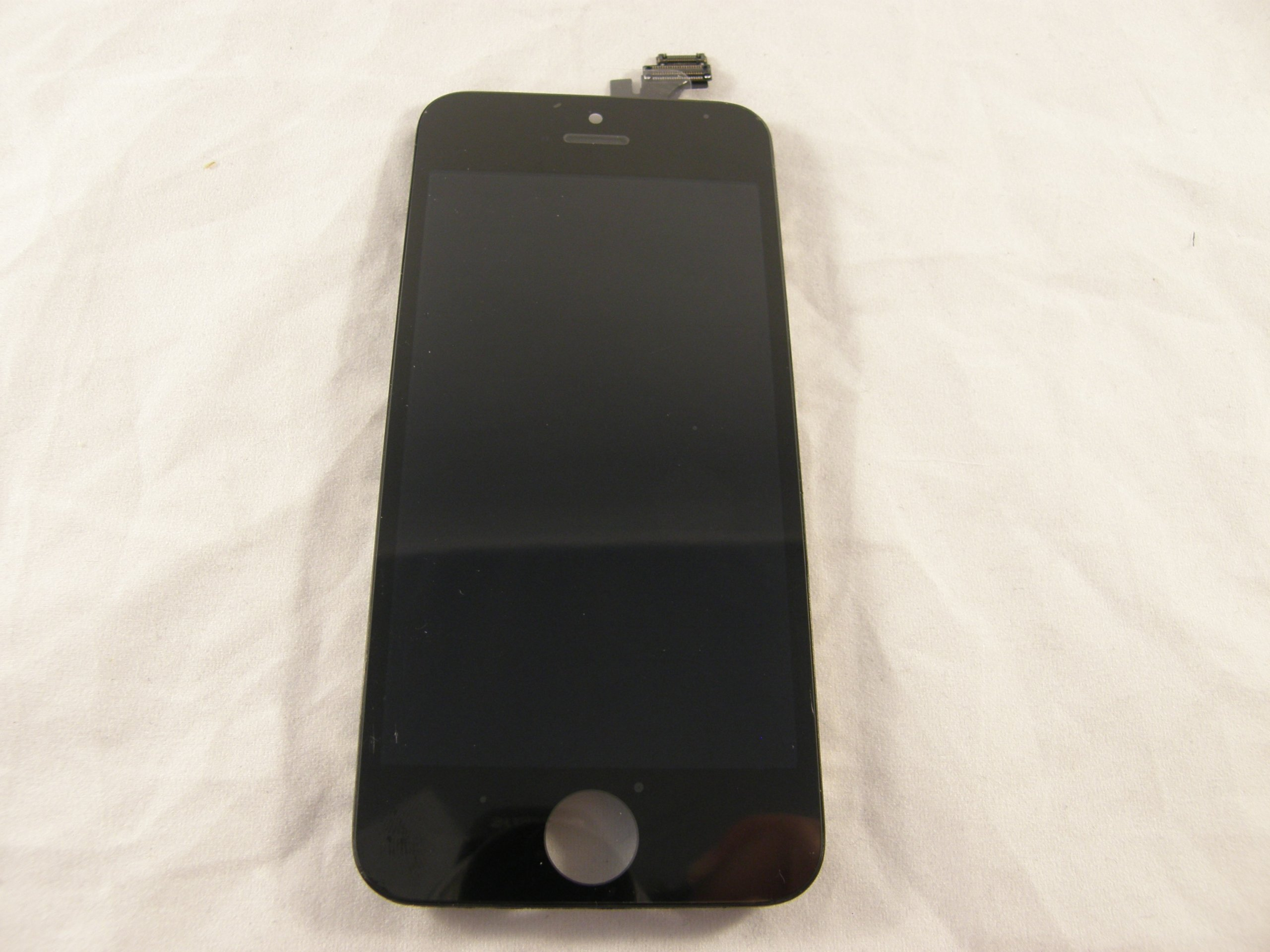 NOWY wyświetlacz LCD SET iPhone SE czarny LUBLIN