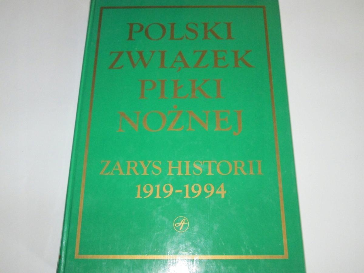 PZPN ZARYS HISTORII 1919-1994