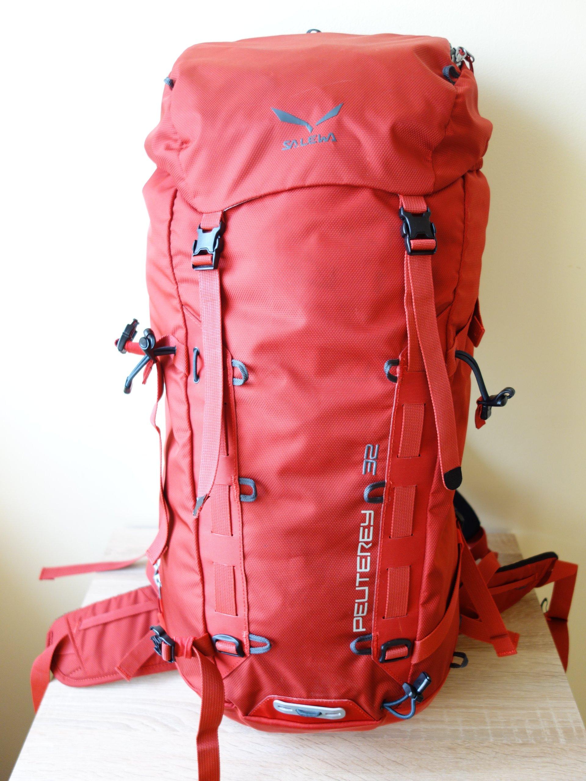 717204a5ede3f Plecak turystyczny Salewa Peutery 32 stan idealny - 7107098576 ...