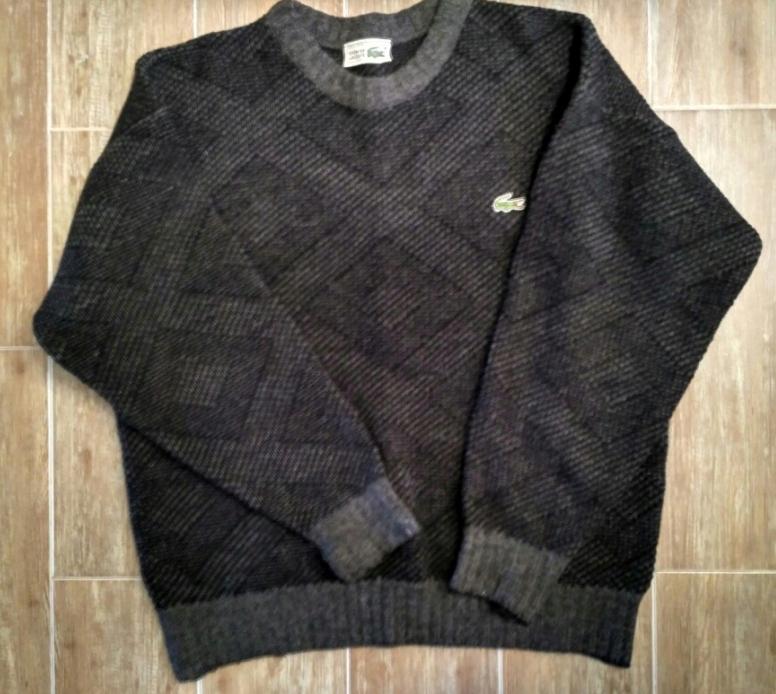 e26c6f769 Sweter męski vintage LACOSTE, rozmiar 4 (M/male L. - 7717833780 ...