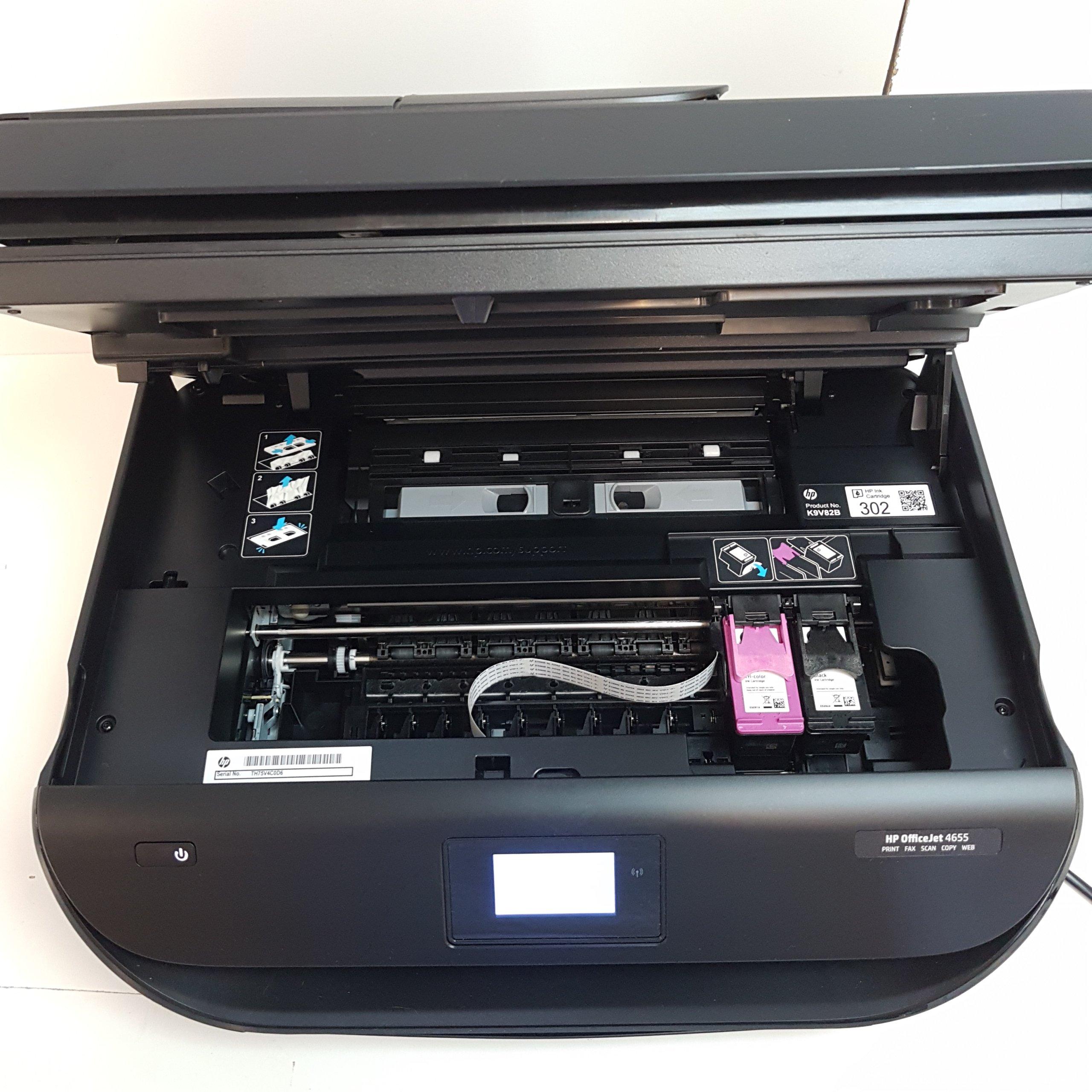C533 Urządzenie Wielofunkcyjne HP OfficeJet 4655