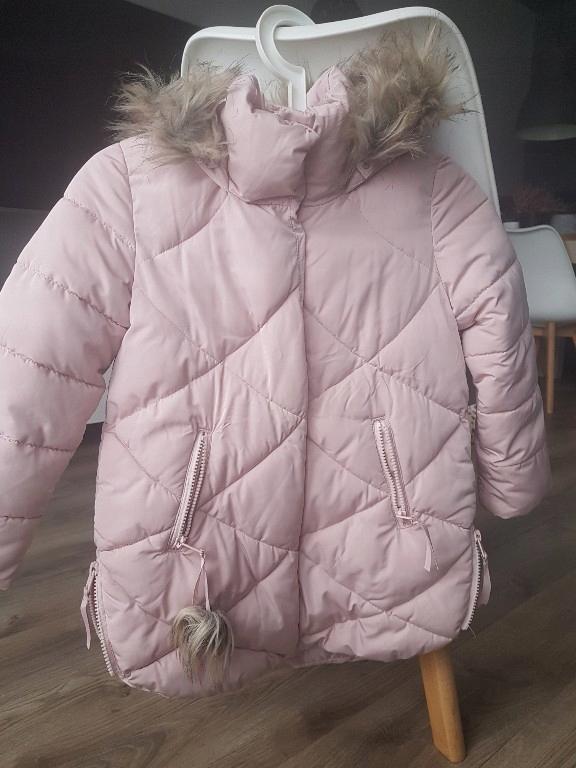 97d89308dbc20 kurtka zimowa Reserved, rozmiar 122 dziewczęca - 7655004996 ...