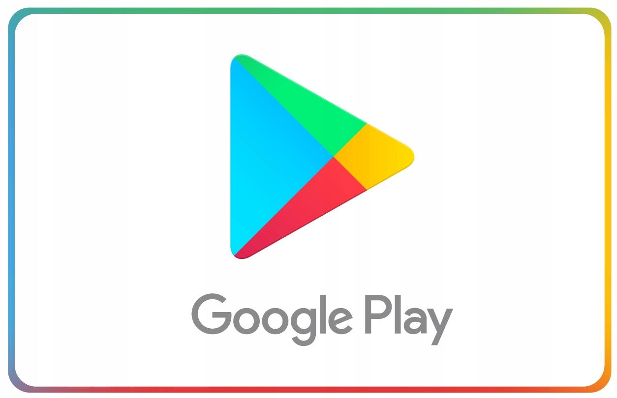 Karta Upominkowa Google Play 75 Zl 7536426945 Oficjalne Archiwum